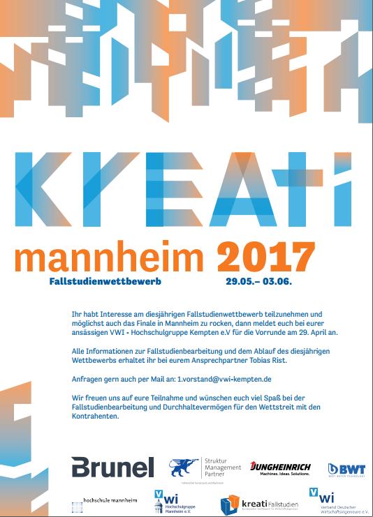 Kreati-Poster